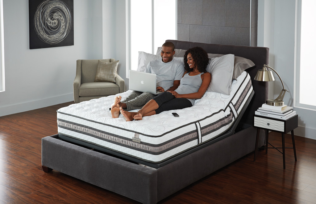 Serta iSeries Mattress available at Stoney Creek Furniture