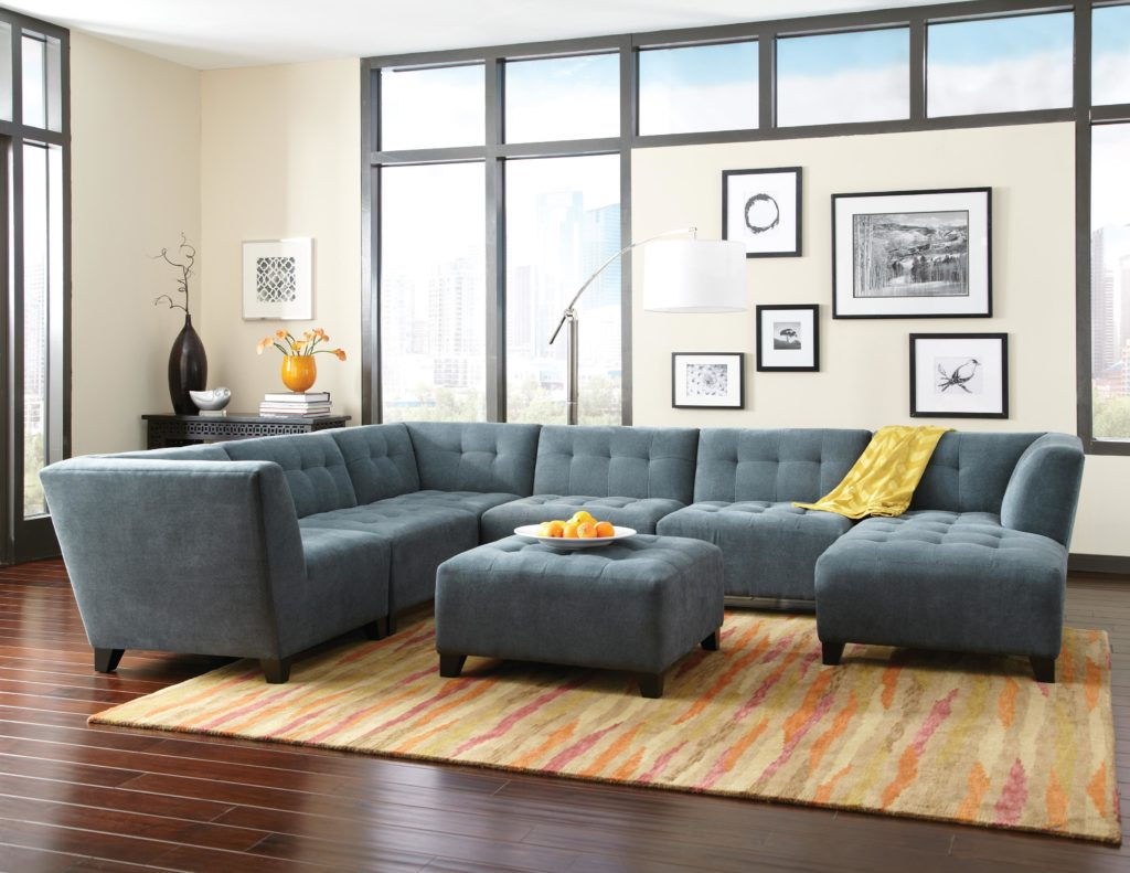 Belaire Contemporary Sectional