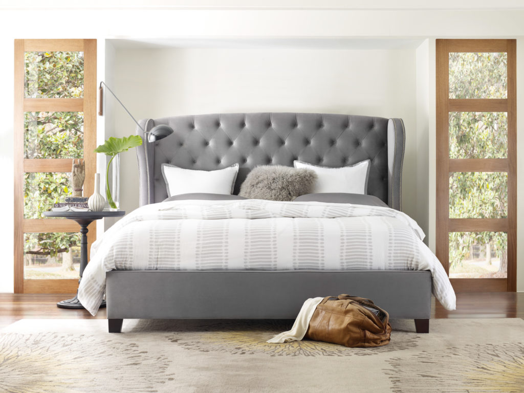 Heron Upholstered Bed