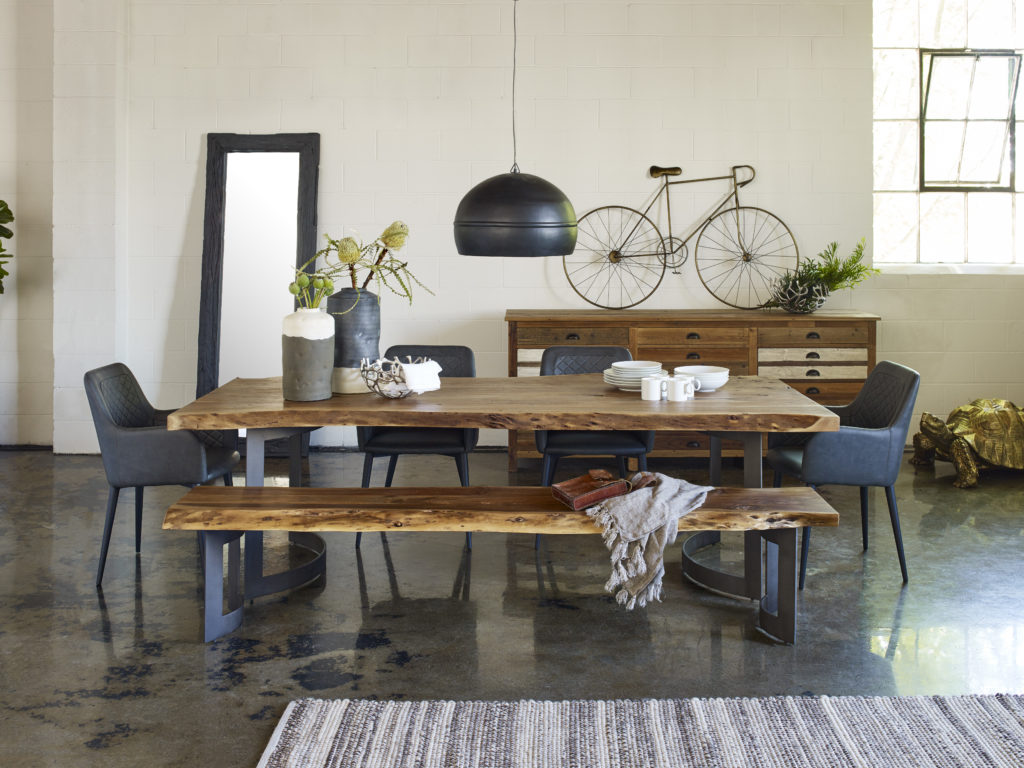 Bent Dining Collection