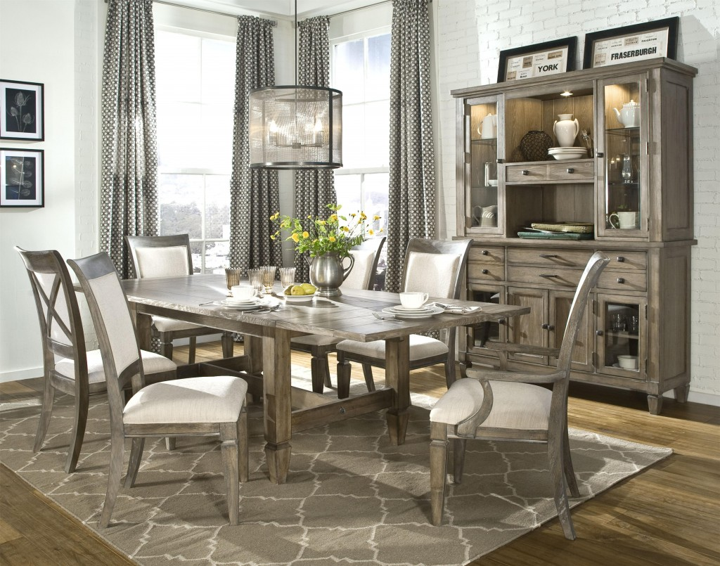 rustic dining room decorating ideas what s your design style is it rustic stoney creek 25602