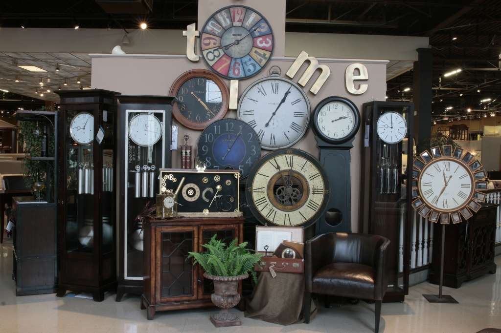 Stoney Creek Furniture Blog Wall Clocks