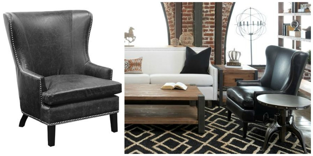 Cordova Wingback Chair Available At Stoney Creek Furniture