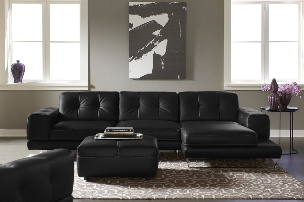 Quality Leather Living Room Furniture High Quality