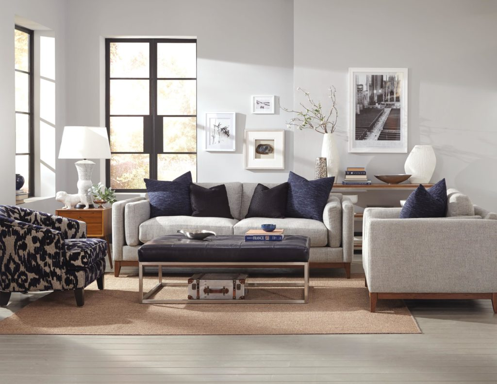 Stoney creek furniture blog eclectic design mixing for Eclectic furniture style