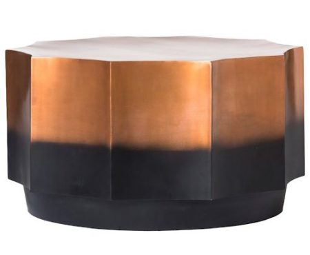 Markus Bronze Cocktail Table