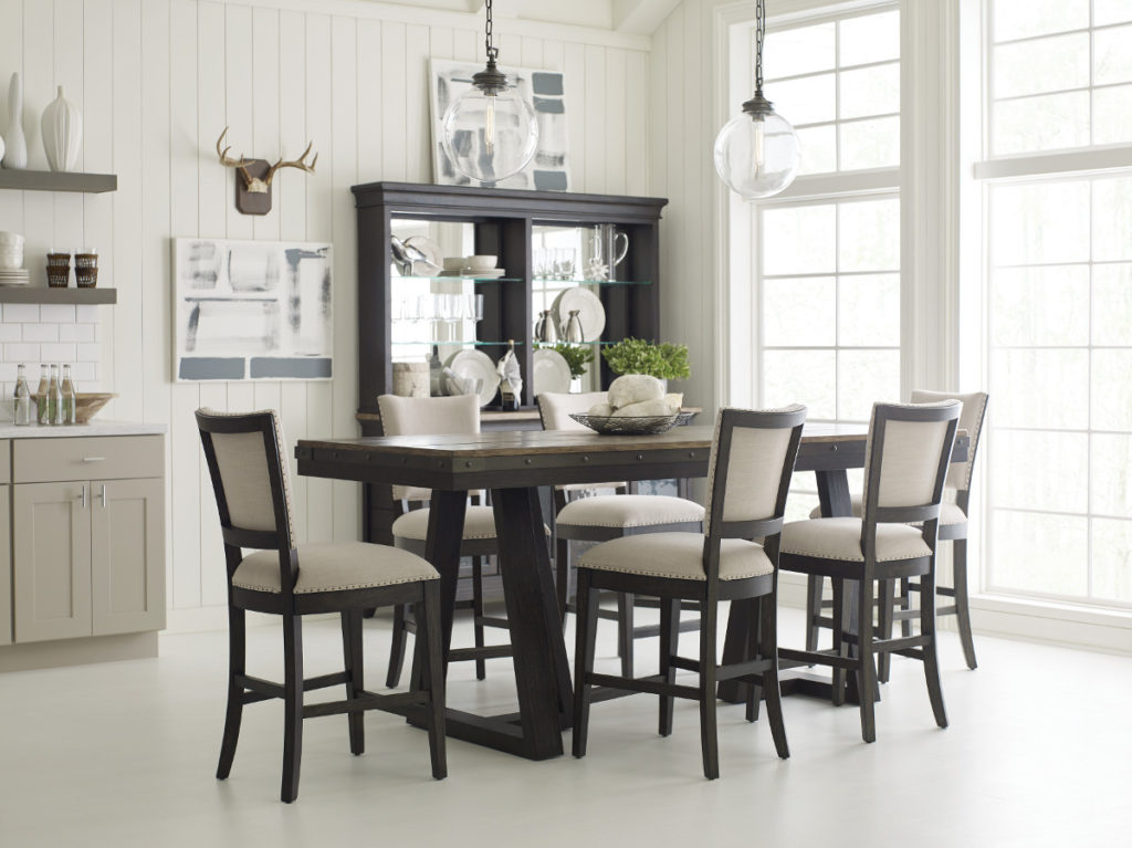 Plank Road Counter Height Dining Collection