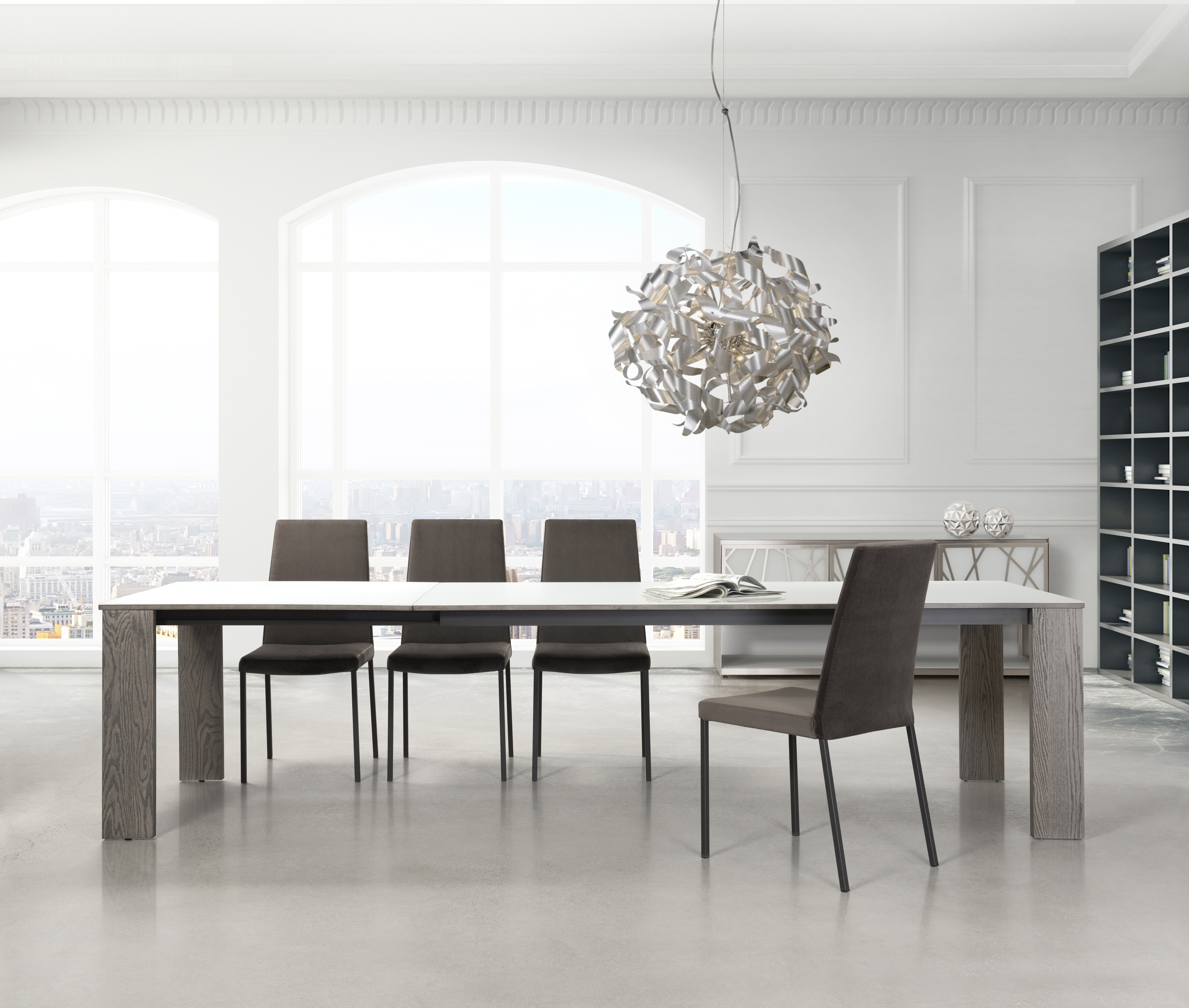 Trica Empire Extendable Table